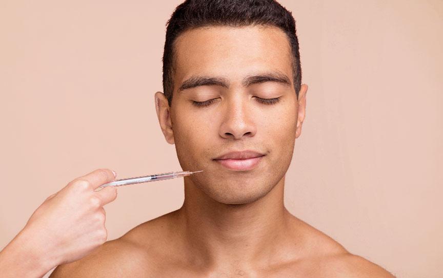 botox, trattamento con tossina botulinica